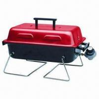 Wholesale Portable BBQ Grill with Foldable Legs, Built-in Gas Grill Replacement Parts from china suppliers