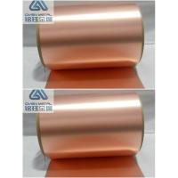 Wholesale Extraordinary Strength, Bendability Ra Copper Foil from china suppliers