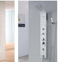 Wholesale All Aluminum shower cloumn ,shower panel DB-1547 1600X200X75MM from china suppliers