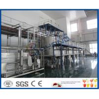 Buy cheap Tea Beverage Processing Machine For Food And Beverage Manufacturing Industry from wholesalers