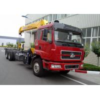 Wholesale Durable Transportation 12 Ton Cargo Crane Truck, Telescopic Boom Truck Mounted Crane from china suppliers
