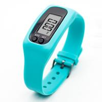 Wholesale Bracelet Focus On Sport Pedometer for Promotional Gift With Time Step Mileage Calorie Function from china suppliers