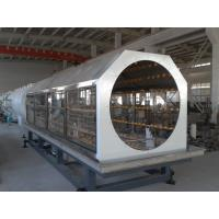 Wholesale OD 1200mm PE Pipe Extrusion Line , 380V 50HZ Pvc Pipe Manufacturing Plant from china suppliers