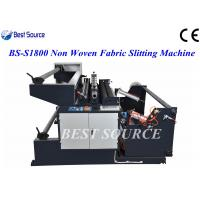 Wholesale Automatic High Speed Non Woven Fabric Slitting Machine /Slitting Width upto 1800mm from china suppliers