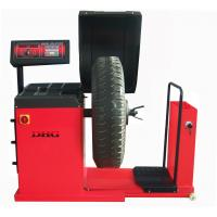 Wholesale Digital Computer Wheel Balancer Machine / Truck Tyre Balancing Machine 150kg from china suppliers