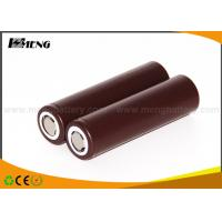 Wholesale Brown lg 18650 vape battery hg2 3000mah 35A rechargeable li-ion battery from china suppliers
