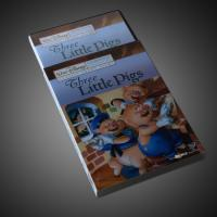 Wholesale Animation Collection 2 Three Little Pigs  - wholesale disney cartoon dvd from china suppliers