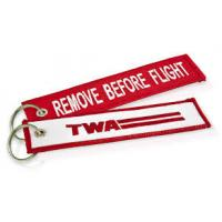 Wholesale Singapore Airlines Remove Before Flight Keychain Keyrings from china suppliers