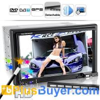 Wholesale Street King X1 - 6.2 Inch LCD Car DVD Player (Detachable, GPS, DVB-T) from china suppliers