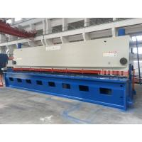 Wholesale NC Hydraulic Guillotine Steel Cutting Machine / Guillotine Metal Shear from china suppliers