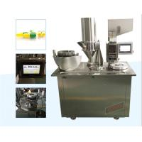 Wholesale High speed pharmaceutical powder granule semi-auto Capsule Filling machine from china suppliers