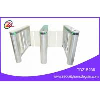 Wholesale Building speed gate  , fingerprint attendance system swing barrier from china suppliers