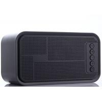 Wholesale Wireless Bluetooth Speaker Alarm Clock For Computer Laptop Mobile Phone from china suppliers