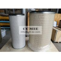 Wholesale Heat / Oil Resistant XCMG Steel Air Filter 2527625277 For Heavy Construction Equipment from china suppliers