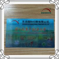 Wholesale Moving Pictures 3D Print Business Cards Polish / Matte Surface from china suppliers