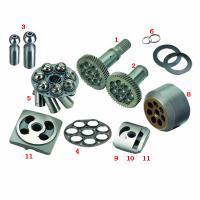 Wholesale Drive Shaft Hydraulic Piston Pump Spare Parts / Rear Cover for A6VM A7VO Pump from china suppliers