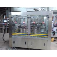 Buy cheap Carbonated Drinks Washing Filling Capping Production Line DXGF8-8-3 from wholesalers