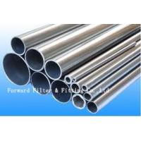 Wholesale Decorative Carbon / Stainless Steel Welded Pipe / Stainless Steel Exhaust Pipe from china suppliers