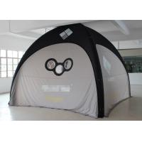 Wholesale GBT601 8 Meters Water Resistance Dacron Polyester TPU Sport Dome Inflatable Tent from china suppliers