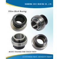 Quality CHIK OEM chrome steel china suppliers Hot sale with housing Pillow Block Ball Bearing UC212-207D1 high quality for sale