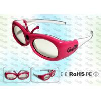 Wholesale Red Kids Samsung 3D TV Active Shutter 3D glasses from china suppliers