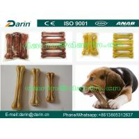 Wholesale Pet Snack Processing Machine Made By Rawhide , Dog Bone Maker Machine from china suppliers