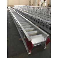 Quality LR Approval Marine Aluminum Alloy Fixed Boarding Ladder Accommodation Ladder for sale