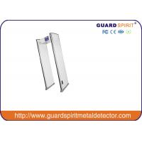 Wholesale Commercial Walk Through Security Metal Detectors 6 Zone For Prison / Court from china suppliers