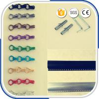 Wholesale 2.0 mm Double Hook Chains Screen Door & Window Curtain from china suppliers