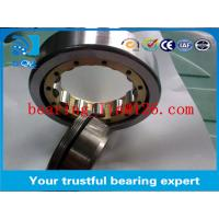 Wholesale Full Complement Cylindrical Roller Bearing , Industrial Roller Bearing NU318 from china suppliers