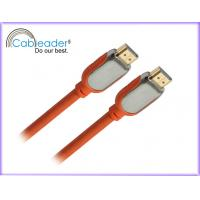 Wholesale 24K Gold plated 19 pin 1080P HDMI Cables v1.4 Double Color HDMI A Type Male To A Type from china suppliers