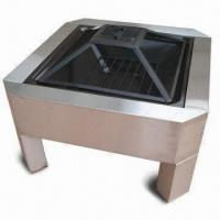 Buy cheap Fire Pit, Cooking Area Measures 52 x 52cm from wholesalers