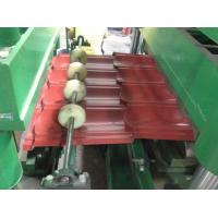 Wholesale Double Layer Glazed Tile Roll Forming Machine from china suppliers