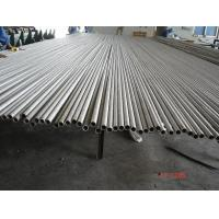Wholesale Seamless Titanium Capillary Tubes For Condensers , Gr1 Titanium Pipe from china suppliers