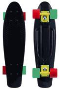 Wholesale Black  Original Cruiser  Penny Boards ,  Plastic Penny Skateboard from china suppliers