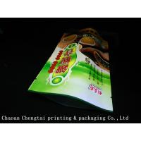 Wholesale High Barrier Stand Up Tea Packaging Pouches With Metallic Eco Friendly Material from china suppliers