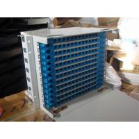 """Wholesale 19"""" Standard Structure Fiber Optic ODF 144core For FC, SC, LC Adapter With 96 Port from china suppliers"""