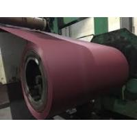 Quality Wrinkled Surface JIS G3312/G3322 Prepainted Steel Roll China Mill For Construction Decoration for sale