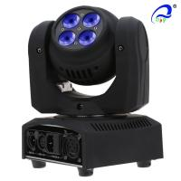 Wholesale 8 PCS * 10W 4IN1 RGBW LED Stage Lights 16 CH / 22 CH LED Lighting For Stage from china suppliers