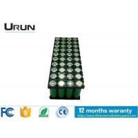 Wholesale Rechargeable 48V LiFePO4 Battery Pack For Electric Bike / Tricyle from china suppliers