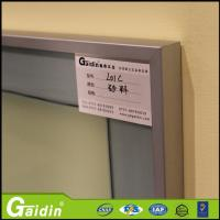 Wholesale mill finished factory supply electrophoresis aluminum door frame from china suppliers