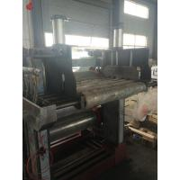 Quality 1000 kg/H Alloy Chilled Cast Iron Roll Five Roll Casting Calender For Pvc Calendering Process for sale