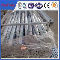 Wholesale Hot dipped galvanized steel anchors for solar mounting/ ground screw pole anchor from china suppliers