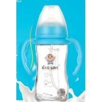 Wholesale Bpa Free Milk Feeding Bottle , Drinking Safest Baby Bottles Not Easy Borken from china suppliers