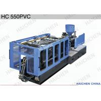 Wholesale 550 Ton Hydraulic Horizontal PVC Pipe Fitting Injection Molding Machine from china suppliers