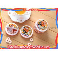 Wholesale Vitamin C Organic Sugar Free Candy , Sour Chewy Candy Orange Flavor from china suppliers