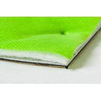 Wholesale Green Fibre Sound Thermal Insulation Material Multi Layer Foil + Butyl + Foam from china suppliers
