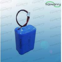 Wholesale Safe Rechargeable Lithium Battery 14.8V 20Ah For Lawn / Street Lamp from china suppliers