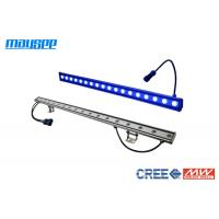 Wholesale Anodized Aluminum Dimmable LED Wall Washer Lighting with 18 watt Cree Chip / 24VDC from china suppliers