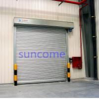 Wholesale AC 220V 1 Phrase 50HZ Automatic Roller Door Exterior Security Door from china suppliers